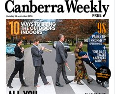 Canberra Weekly Matinee Magic, Beatles in Symphony