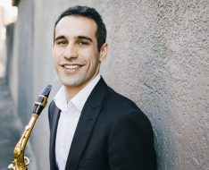 Recital Four, Nick Russoniello (Saxophone)