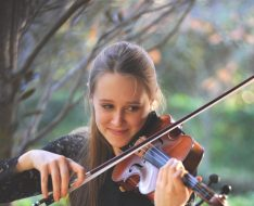 Recital Five, Grace Clifford (Violin)