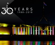 A Classic Celebration – for Australian Parliament House