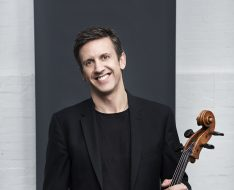 Recital Three, Dimity Hall (Violin), Julian Smiles (Cello)