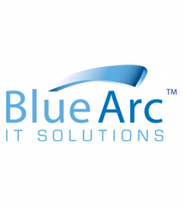 Blue Arc IT Solutions logo