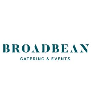 Broadbean Catering logo