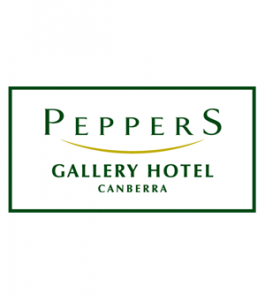 Peppers Gallery Hotel logo