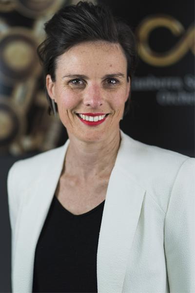 Rachel Thomas, CEO, Canberra Symphony Orchestra