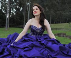 Lorina Gore in Recital